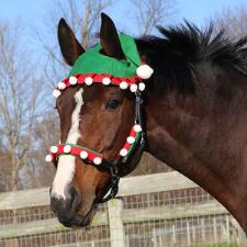 Holiday Horse Hat - TB