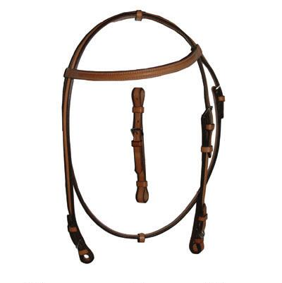 Thoroughbred Leather Bridle