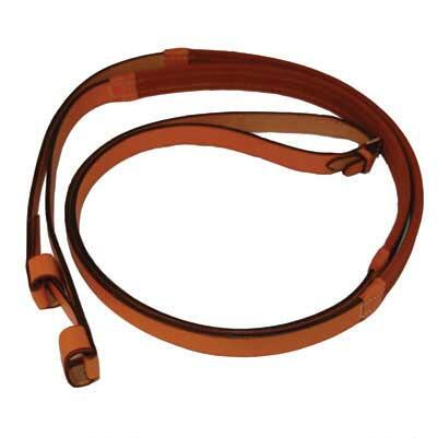 Reins Loop End Leather