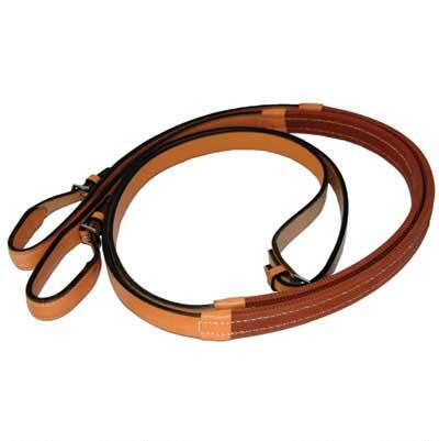 Reins Buckle End  Leather