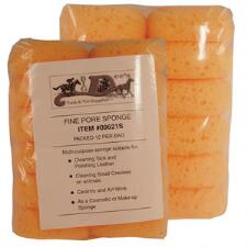 Tack Sponge Pack Of 12 - TB