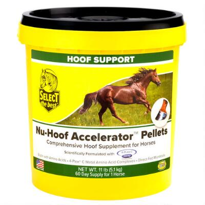 Select The Best Nu Hoof Accelerator 11 lb