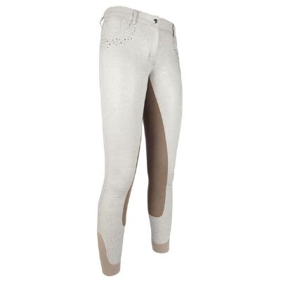 HKM Rimini Glitter Full Seat Ladies Breech