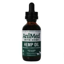 AniMed Hemp Oil 2 oz - TB