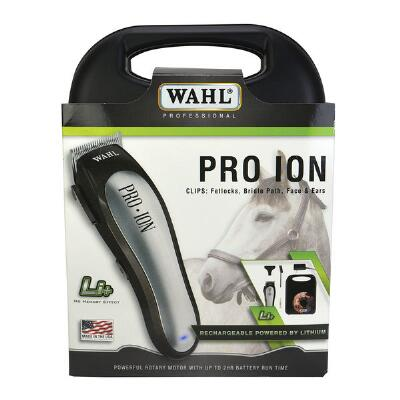 Wahl Pro Ion Lithium Cordless Clipper Kit