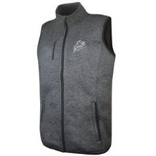 Custom Men's Vest with Left Chest Embroidery - TB