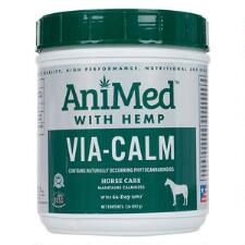 AniMed Via Calm with Hemp 2lb Jar - TB