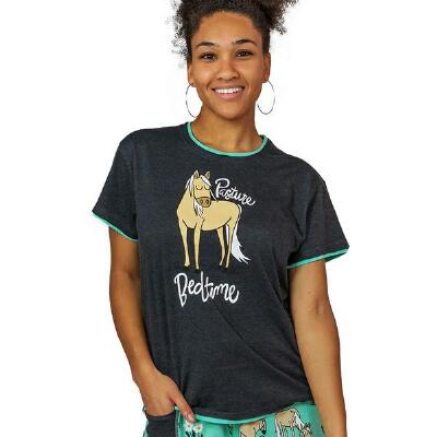 Lazy Ones Pasture Bedtime Ladies Pajama Top