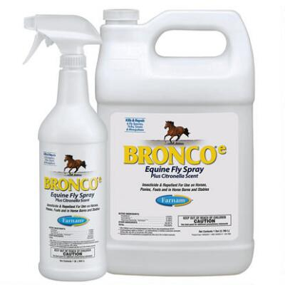 Bronco Equine Fly Repellent 32 oz with Sprayer