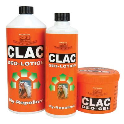 Clac 86 Natural Fly Repellent 16.9 oz