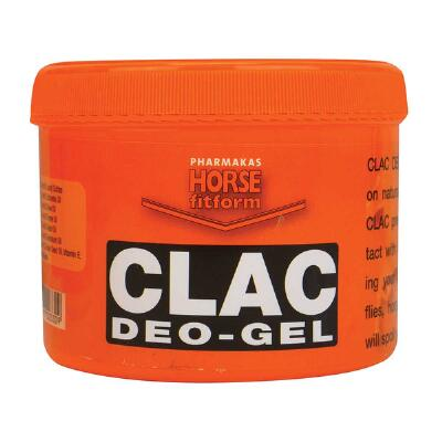 Clac Deo-Gel Natural Fly Repellent 16.9 oz
