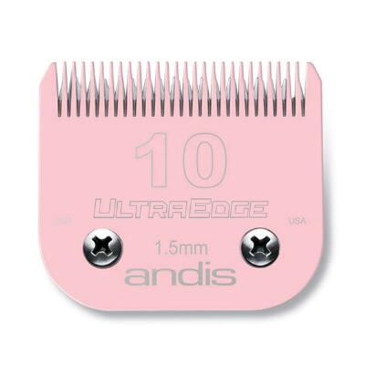 Andis UltraEdge EGT Clipper Blade Pink