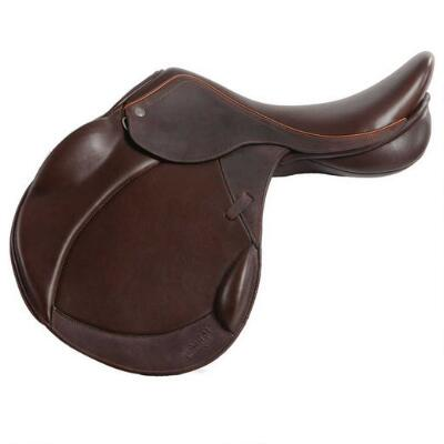 Amelie Pro Hybrid Monoflap Close Contact Saddle with Genesis