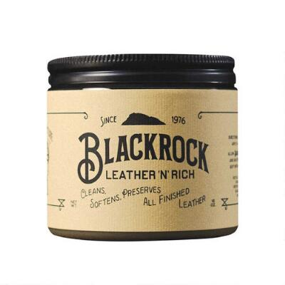 Blackrock Leather Cleaner And Conditioner 16 oz