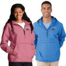 Adult Pack N Go Pullover with Left Chest Embroidery - TB