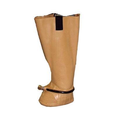 Whirlpool Therapy Boots - One Boot