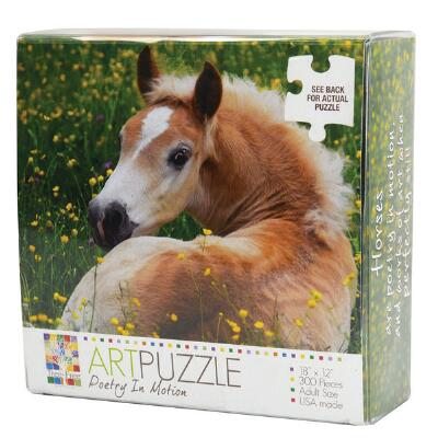 Poetry in Motion Eco Puzzle