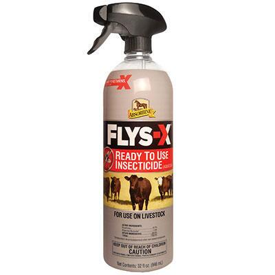 Absorbine Flys-X Natural Fly Repellent 32 oz