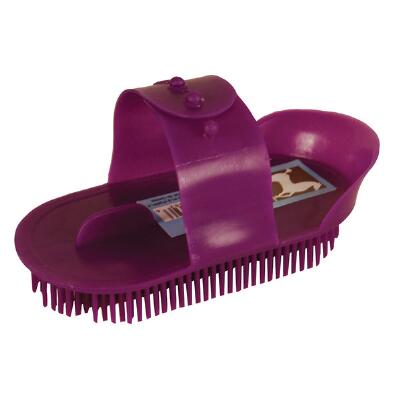 Curry Comb Plastic Mini