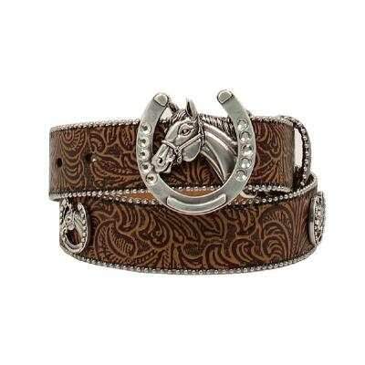Ariat Embossed Girls Belt