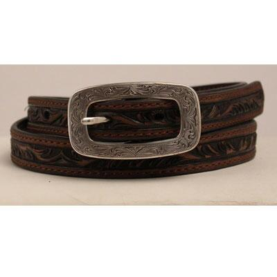 Ariat® Vintage Embossed Ladies Belt