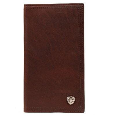 Ariat® Rodeo Logo Mens Leather Wallet