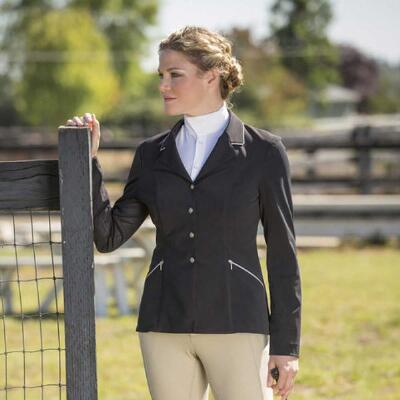 Fits Zephyr Ladies Show Coat