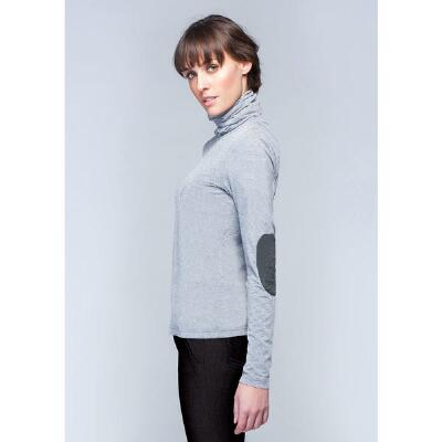 Noel Asmar Luxe Bamboo Ladies Turtleneck