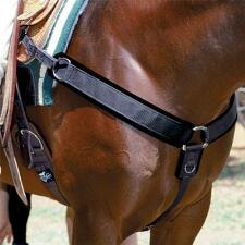Professionals Choice SMx Neoprene Breast Collar - TB