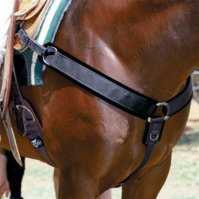Professionals Choice SMx Neoprene Breast Collar