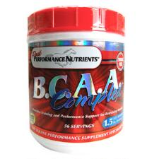 Peak Performance B.C.A.A. Complex Powder - 1.5 lb - TB
