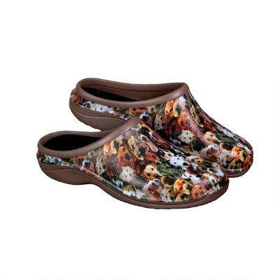Backdoor Shoes Ladies Dogs Clogs