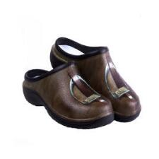 Backdoor Shoes Ladies Horse Clogs - TB