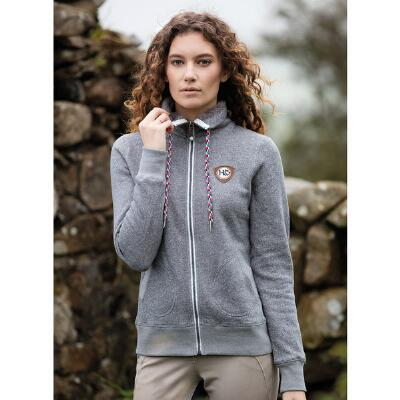 Ailis High Neck Zip Jacket