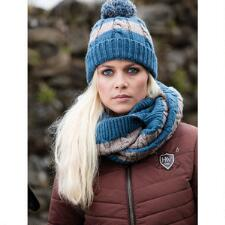 Horseware Knitted Hat and Snood Set