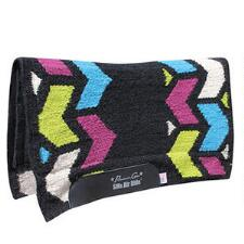 Comfort-Fit SMx Air Ride Western Saddle Pad Limelight