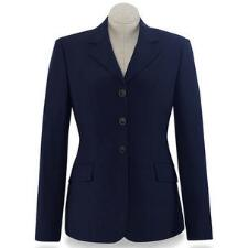 RJ Classics Nora Ladies Show Coat - Navy - TB
