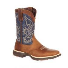 Durango Ultra Light Blue Denim Ladies Western Boot - TB