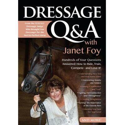Dressage Q&A with Janet Foy
