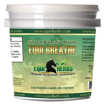 Equi-Breathe 150 Servings