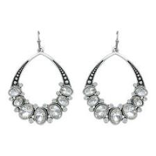 Rock47 Once Upon A Time Ice Drop Earrings - TB