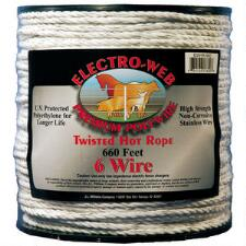 Electro-Web Hot Rope Twisted - TB