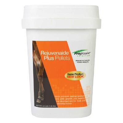 Rejuvenaide Plus Pellets 3 lb