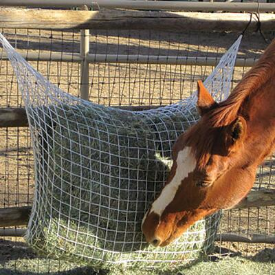 Freedom Feeder Extended Day Hay Net 1.5inch Netting