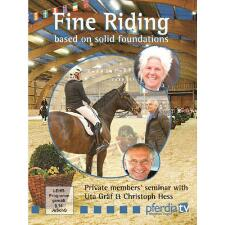 Fine Riding by Uta Graf and Christopher Hess - TB