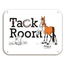 Fergus Tack Room Barn Sign - TB
