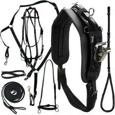 Feather-Weight 1700 All Weather Lite Weight Race Harness - TB