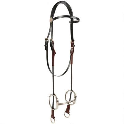 Feather-Weight Gag Bridle
