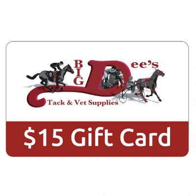 Gift Certificate $15 Gift Card Promotion