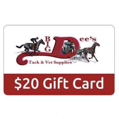 Gift Certificate $20.00 Promotion